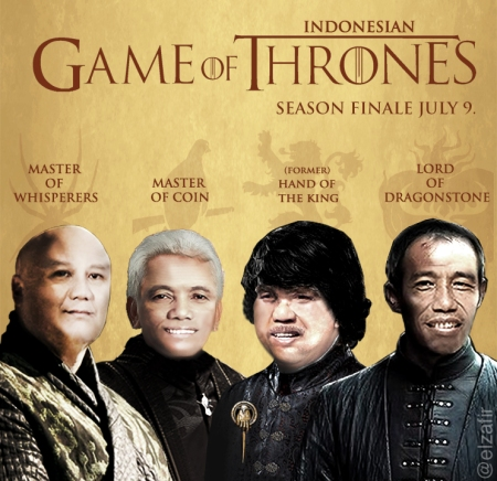Game of Indonesian Thrones